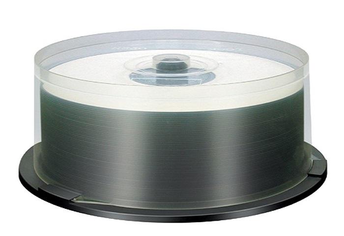 200年アーカイブ・長期保存用BD-R・25枚スピンドル・データ用50GB 6倍速・インクジェット対応・ASBS25RDJP
