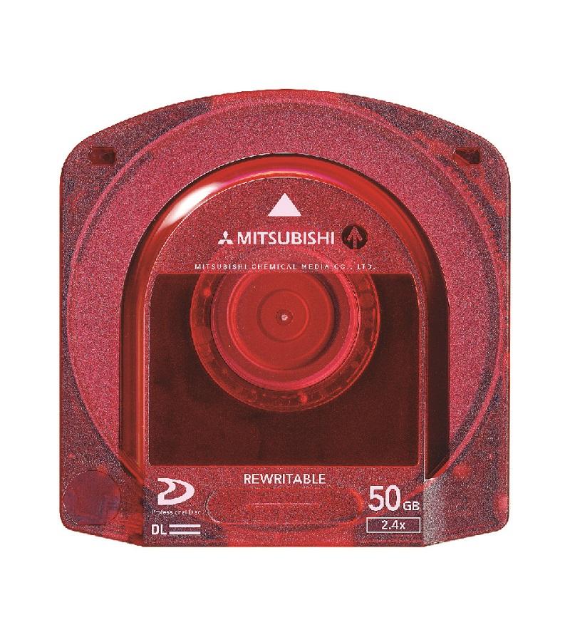XDCAMシステム専用プロフェショナルディスク50GB(Professional Disc 50GB)・型番:PD050S・標準ケース・日本製・1箱5巻入り×4箱(合計20巻)