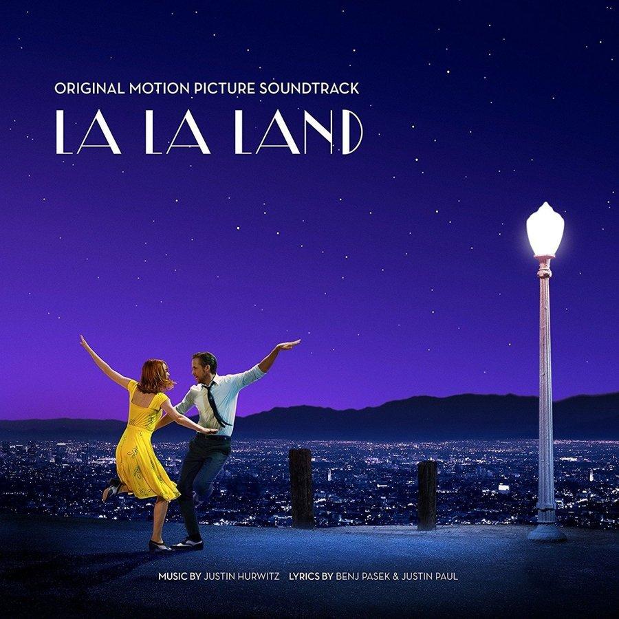 LA LAND ラ 日本メーカー新品 ランド ララランド CD ALBUM お見舞い 送料無料 アルバム サウンドトラック 輸入盤 サントラ