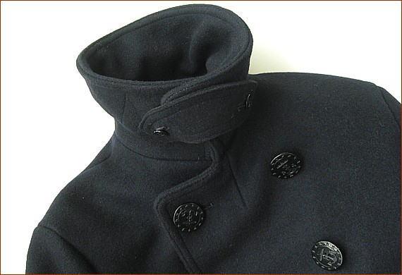 Buzz 位 ' s 位海军服装厂豌豆大衣 1910年模式