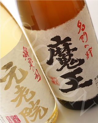 白玉醸造芋・麦セット(魔王1800ml+元老院1800ml)