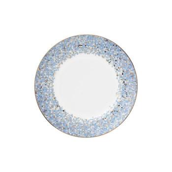 送料無料 NIKKO ニッコー 30cmプレート 12472-1010 Blue 出色 送料無料 激安 お買い得 キ゛フト 4537078263786 Spangles