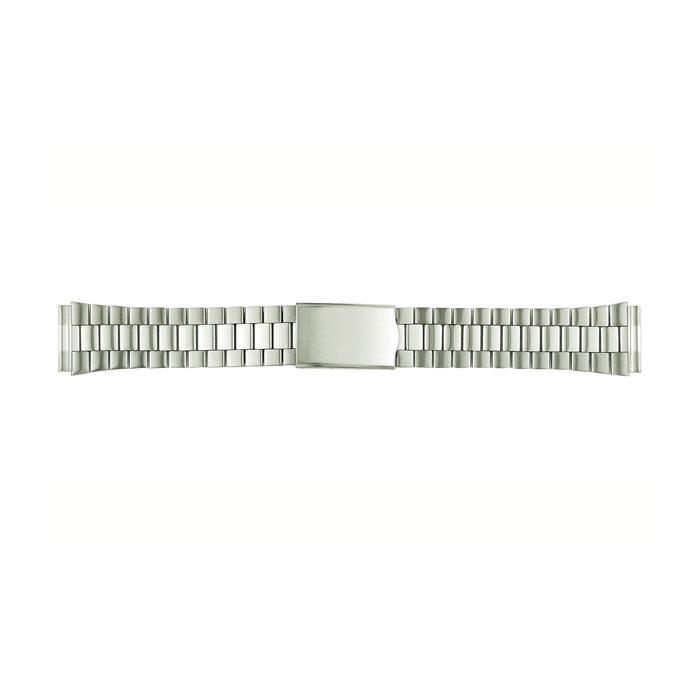 BAMBI バンビ 新着セール 時計バンド紳士用 高級な BSB4685-S バンビメタル 4907924493061