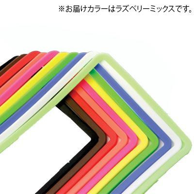 AWESOME オーサム ナンバープレートフレームシリコンカバー 期間限定で特別価格 ラズベリーミックス 4560490014940 日本未発売 AS-NPC-16