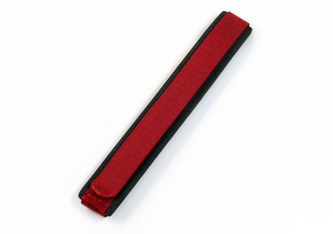 午餐 Bento 框双带魔术磁带-红色