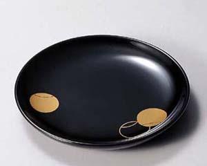 木製越前塗 木製越前塗 つぼつぼ 5枚 銘々皿 つぼつぼ 黒 5枚, 激安家具:d1e7d9ca --- sunward.msk.ru