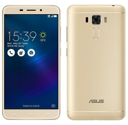 「国内正規販売品 未開封品」SIMフリー ASUS ZenFone 3 Laser ZC551KL-GD32S4 ゴールド gold SIMフリースマートフォン [ASUS][simfree][格安]