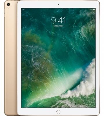 新品 未開封品 apple iPad Pro 12.9インチ WiFi版 256GB gold ゴールド 赤ロム保証 アップル apple アイパット MP6J2J A 引っ越し祝い 古稀祝 就職祝 販促ツールに♪お見舞 特典