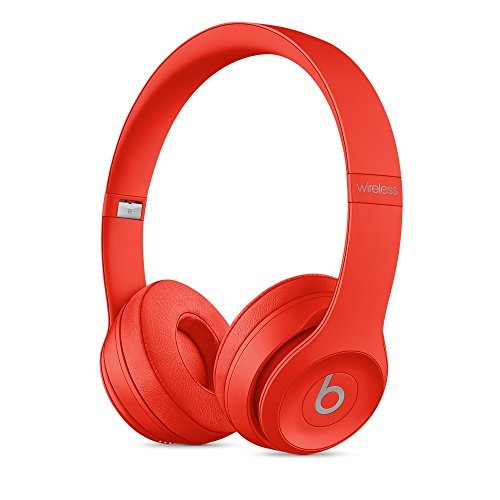 Beats Solo3 Wireless サイレンレッド  【国内正規品 未開封品】Beats Solo3 Wireless オンイヤーヘッドフォン Citrus Red サイレンレッド [MP162PA/A]