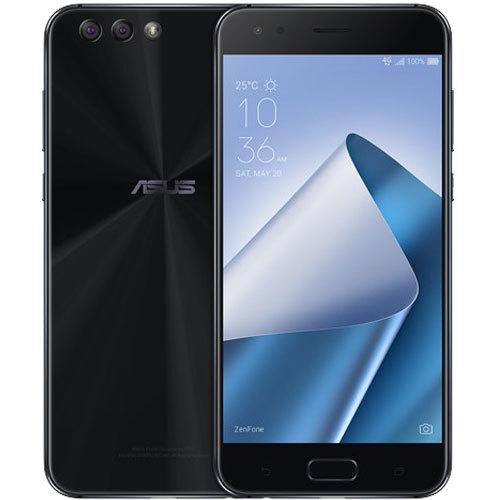 「新品 未開封品」カスタマイズモデル版 SIMフリー ASUS ZenFone4 ZE554KL black ブラック[ZE554KL-Bk64S4l][4GB/64GB] [ASUS][simfree]