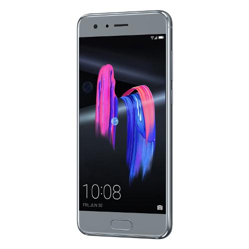 「新品 未開封品」国内版SIMフリー Huawei honor9 STF-L09 グレイシアグレー[SIMフリースマホ]