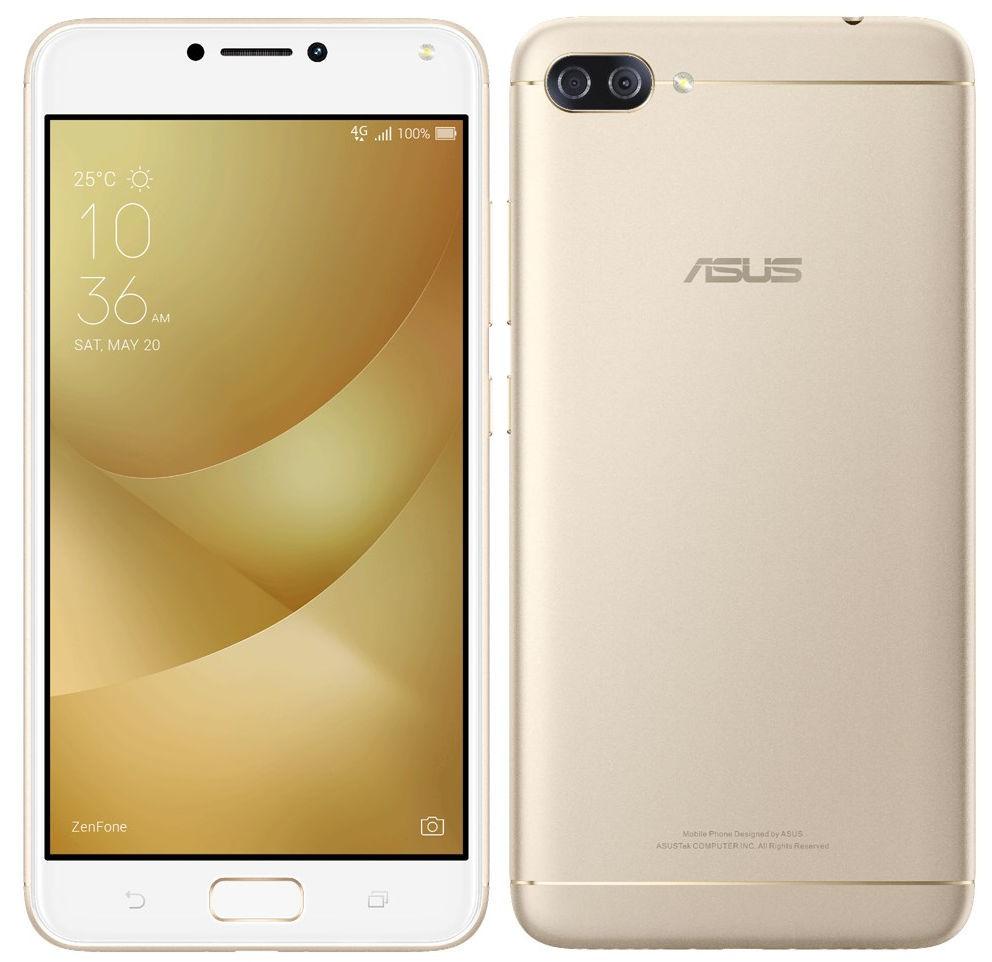 「新品 未開封品」SIMフリー ASUS ZenFone4 MAX Gold ゴールド [ ZC520KL] [simfree]