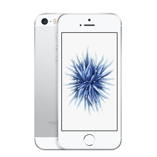 「新品 未使用品 白ロム」simフリー UQ版 iPhoneSE 32GB silver シルバー※赤ロム保証[simロック解除済み][MP832J/A][スマホ][Apple]