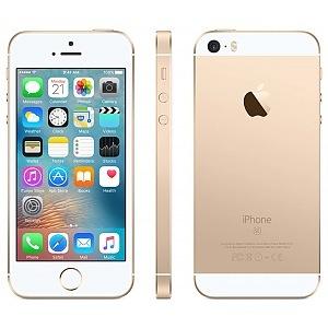 「新品 未使用品 白ロム」simフリー UQ版 iPhoneSE 32GB gold ゴールド ※赤ロム保証[simロック解除済み][MP842J/A][スマホ][Apple]