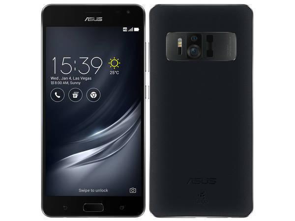 「新品 未開封品」SIMフリー ASUS ZenFone AR 64GB ZS571KL black ブラック [ASUS][simfree]