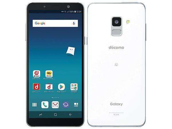 「新品 未使用品 白ロム」SIMロック解除 docomo Galaxy Feel2 SC-02L Frost White ホワイト※赤ロム保証[サムソン/Samsung][SIMフリー]