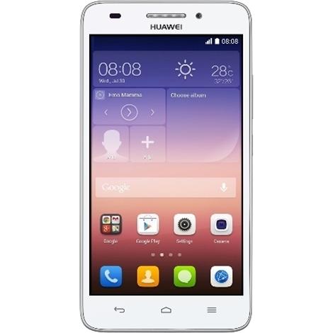 【新品 未使用品】Huawei Ascend G620S white ホワイト [SIMフリー ][SIM FREE]