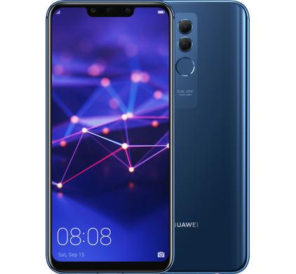 「新品 未使用品」国内正規品 Huawei(ファーウェイ) Mate20 lite ブルー [SNE-LX2][SIMフリースマホ]