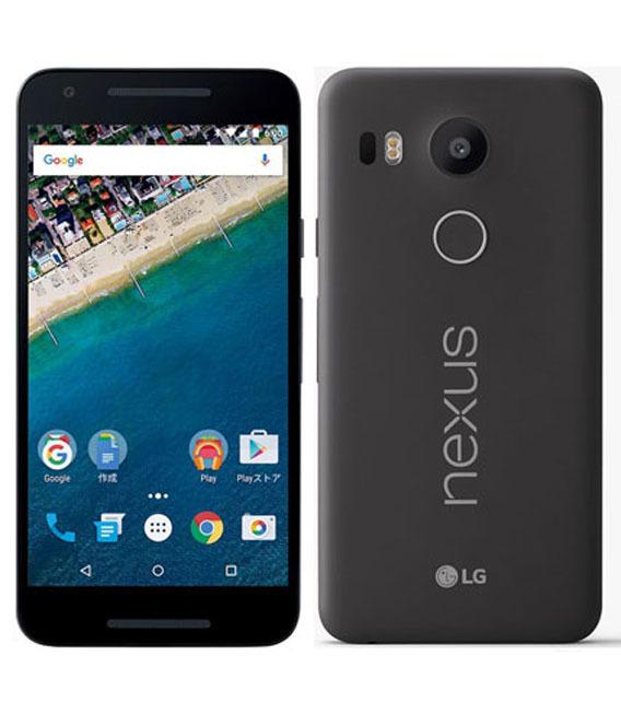 「新品 未使用品 白ロム」SIMフリー Nexus 5X 32GB LG-H791 5.2インチ ※赤ロム永久保証 [スマホ][YモバイルからSIMロック解除済み]
