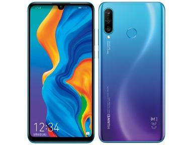 [au simロック解除][simfree] lite 白ロム」SIMフリー Blue au ※赤ロム保証 Huawei P30 HWV33 「新品 Peacock 未使用
