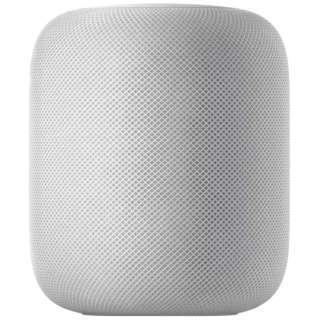 「新品・訳あり」国内正規品 アップル Apple HomePod MQHV2J/A ホワイト [Wi-Fi対応] [AIスピーカー]