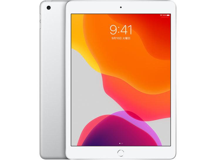 「新品 未開封」Apple iPad 7th Generation Wi-fi 128GB silver シルバー [MW782J/A][Apple/アップル][タブレット]