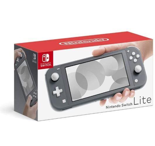 Switch [HDH-S-GAZAA][ゲーム機] グレー 「新品」国内正規品 Nintendo 任天堂 Lite