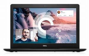アウトレット品 Dell Vostro 15 - 3591 Laptop [Officeなし] [メーカー保証:2021年6月下旬まで](Windows 10 Home / Intel Core i5-1035G1 / 8GB / 256GB SSD / ドライブなし / 15.6インチ / Officeなし)