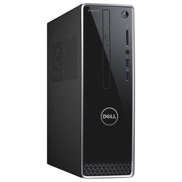 アウトレット品 新品 デスクトップPC Dell Inspiron 3268 メーカー保証 2018年7月下旬まで Windows 10 Home 64ビット Core i3-7100 4GB 1000GB DVDスーパーマルチ ディスプレイ別売 Offi