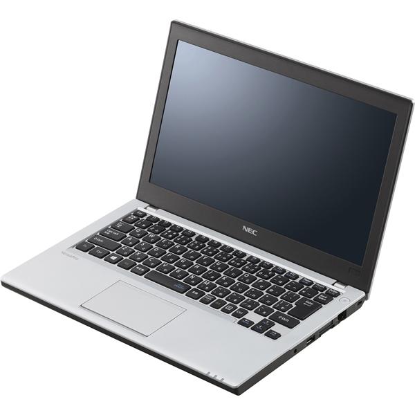 新品 ノートパソコン NEC VersaPro タイプVB UltraLite PC-VJT23BMGHCT1ZDWZY ( Windows 10 Pro 64ビット / Core i5-6200U / 4GB / 500GB / 光学ドライブなし / 12.5インチ )【送料無料】【メーカー保証】