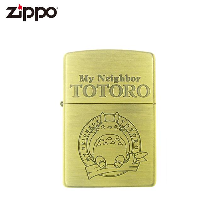 Zippo となりのトトロ3 NZ-03 スタジオジブリコレクション ジッポーライター プレゼント ギフト 喫煙具