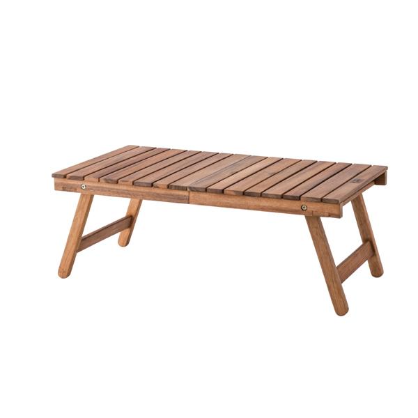 天然木 フォールディングテーブル 東谷(Azumaya-kk) フォールディングテーブル NX-514