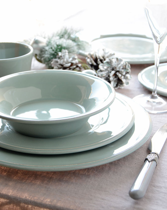 queen ann | rakuten global market: constance sea green bowl 25292