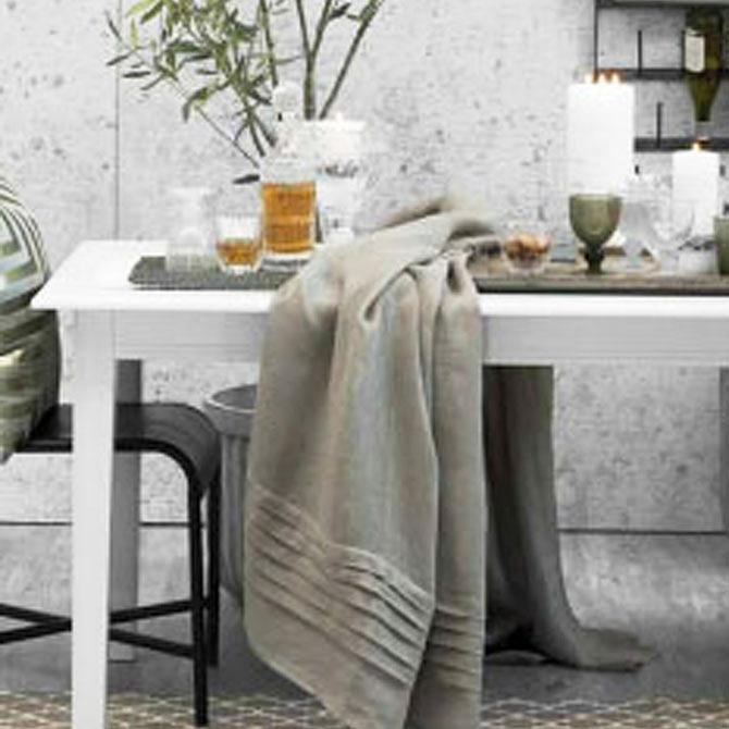 【OUTLET L30 訳あり品】LINEA coll. テーブルクロス 160×220 オフホワイトのみ【LENE BJERRE DESIGN リーネ デンマーク】