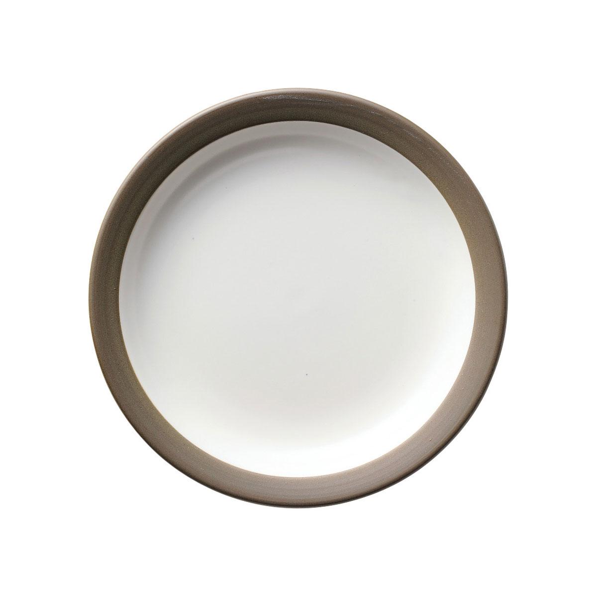 美濃焼 日本製 カフェ ブラウン ホワイト ほっこり スタイル ティータイム 3色 19cmケーキ皿 34216162006 34216110006 至上 ハーベスト 取り寄せ商品 HARVEST 人気商品 34216131006