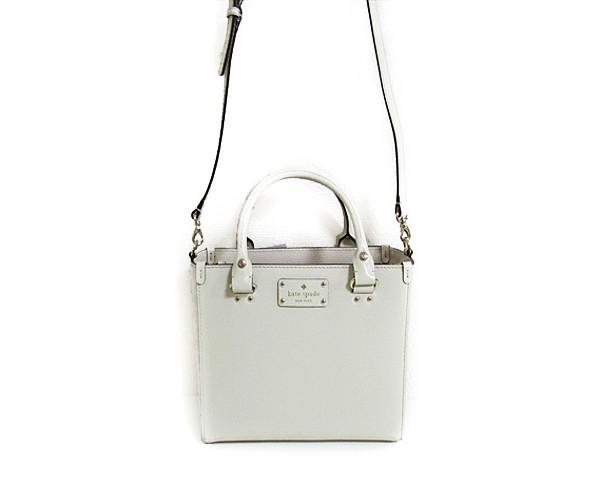 Kate Spade Bag Small Quinn Wellesley White Back Wkru2723 Porcelain