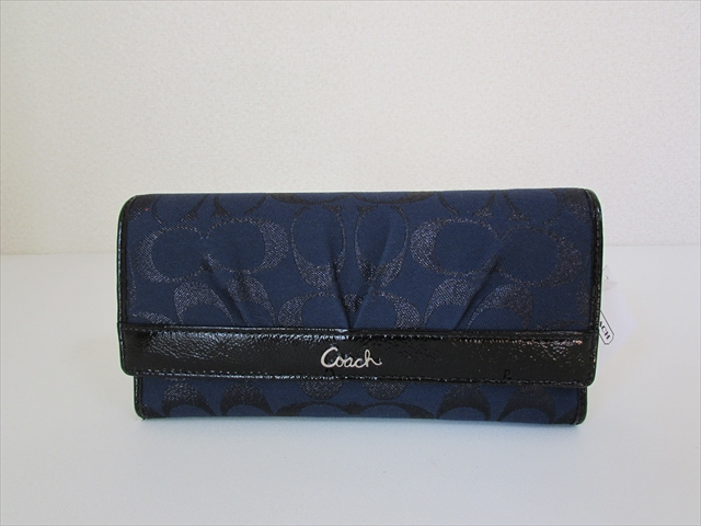4734dfc026 Navy Blue Coach Wallet - Best Photo Wallet Justiceforkenny.Org