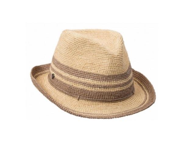 【スペシャル】HELEN KAMINSKI XY ヘレンカミンスキー ラフィア帽子 アキン Lサイズ ナチュラルモルト【新品】HELEN KAMINSKI XY ハット Akin L NaturalMalt /Made in Sri Lanka