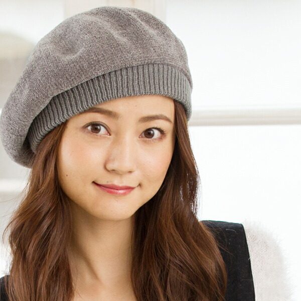 【レディース】大人女子に似合うベレー帽、秋冬におすすめは?