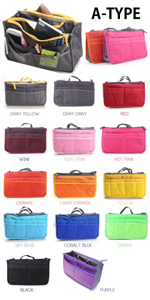 Porch viaticals viaticals travel porch / trip goods / bag in bag / inner bag / cosmetics porch / mini-Thoth / Lady's / bag in bag original / for trip porch, trips