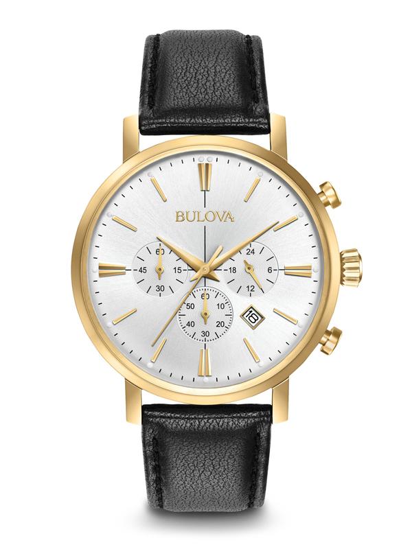 【送料無料】国内正規品 BULOVA[ブローバ]CLASSIC [クラシック] メンズ腕時計 97B155