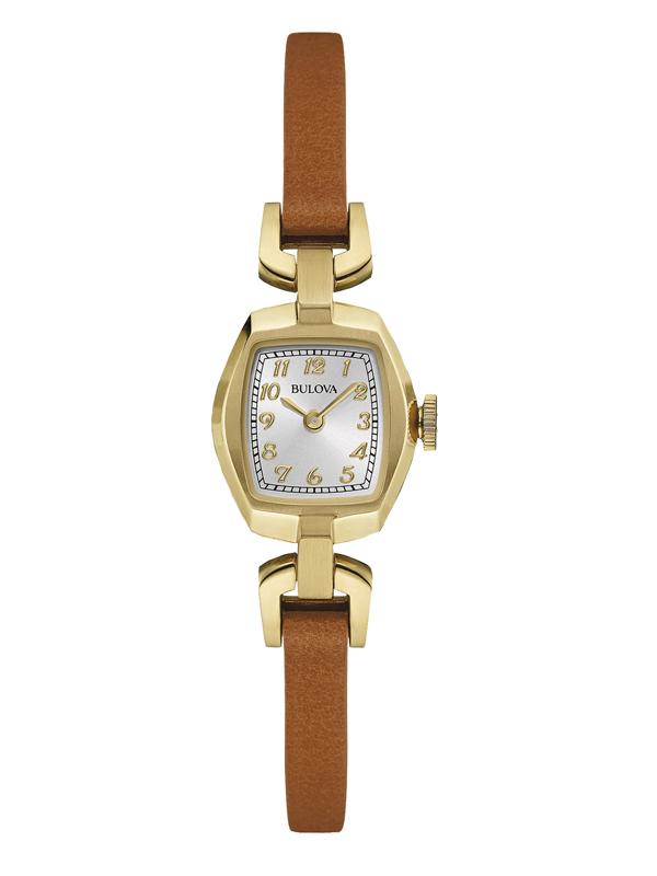 【2日20時~エントリーでポイント最大39倍!9日1時59分まで!】 【送料無料】国内正規品 BULOVA[ブローバ]CLASSIC [クラシック] レディース腕時計 97L153