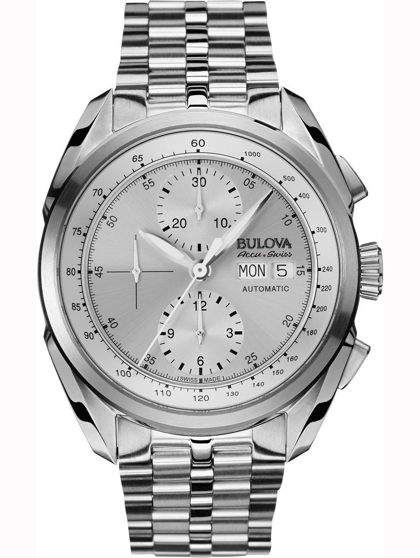 國內正規的物品Bulova[Bulova]burobaakyusuisu TELLARO COLLECTION人手錶63C120