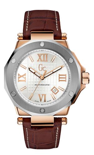 Domestic authorised Gc GC Gc-3 X93001G1S men's watch fun gift _ packaging]