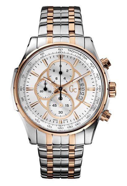 国家鹰 Gc 气相色谱技术类 X81003G1S 男装手表