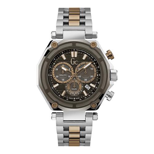 【24回払いまで無金利】 【送料無料】国内正規品 Gc ジーシー Gc-3 X10007G2S メンズ腕時計
