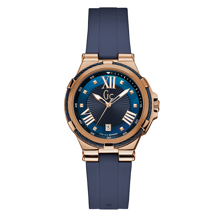 国内正規品 Gc ジーシー Structura Cable レディース腕時計 Y34001L7