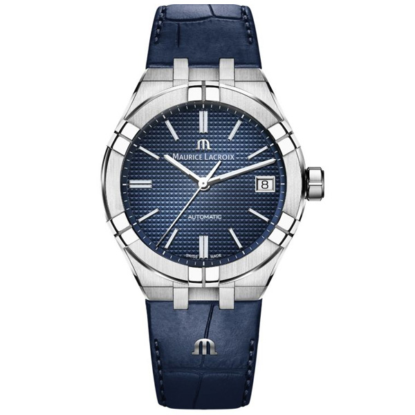 正規品 MAURICE LACROIX モーリスラクロア アイコン オートマチック 39mm 自動巻き メンズ腕時計 送料無料 AI6007-SS001-430-1