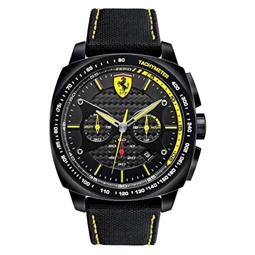 【送料無料】国内正規品SCUDERIA FERRARI スクーデリア・フェラーリ メンズ腕時計 0830165