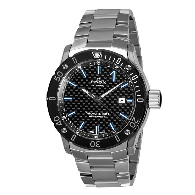正規品 EDOX エドックス クロノオフショア1 プロフェッショナル 自動巻き メンズ腕時計 あす楽 送料無料 80099-33M-NIN3